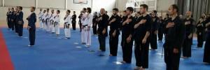 JHKBN bij Seminar Grootmeester Lim, Hyun-Soo in Sevilla Spanje